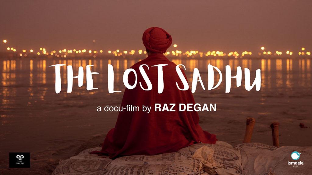 Lost Sadhu