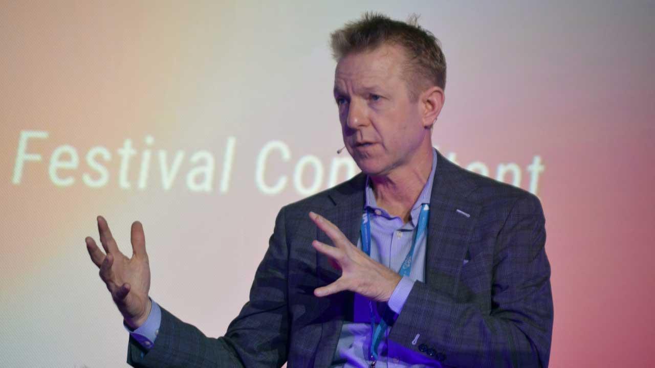 Kevin Beggs svela Lionsgate al MIA Market 2019