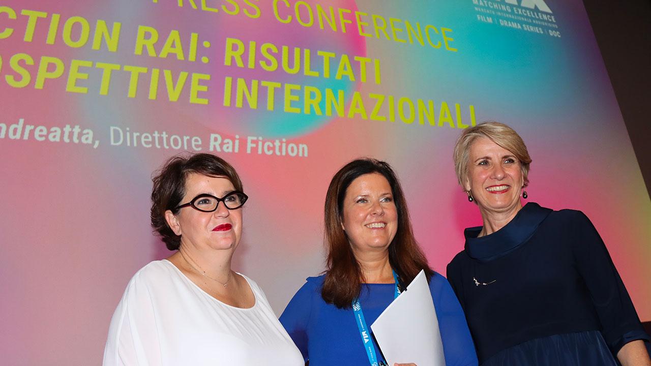 Rai Fiction and the European Alliance