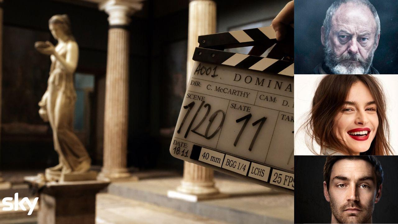 Domina: the new Sky Original international production