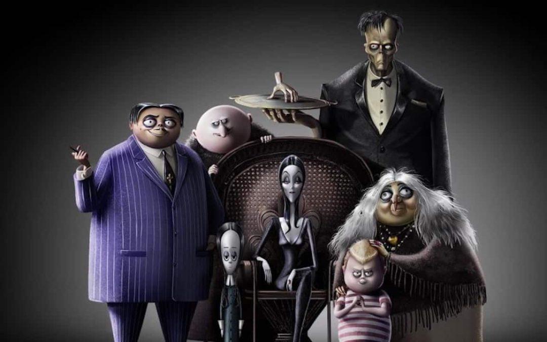 #MiaBoxOffice October 31 – November 3: The Addams Family is back