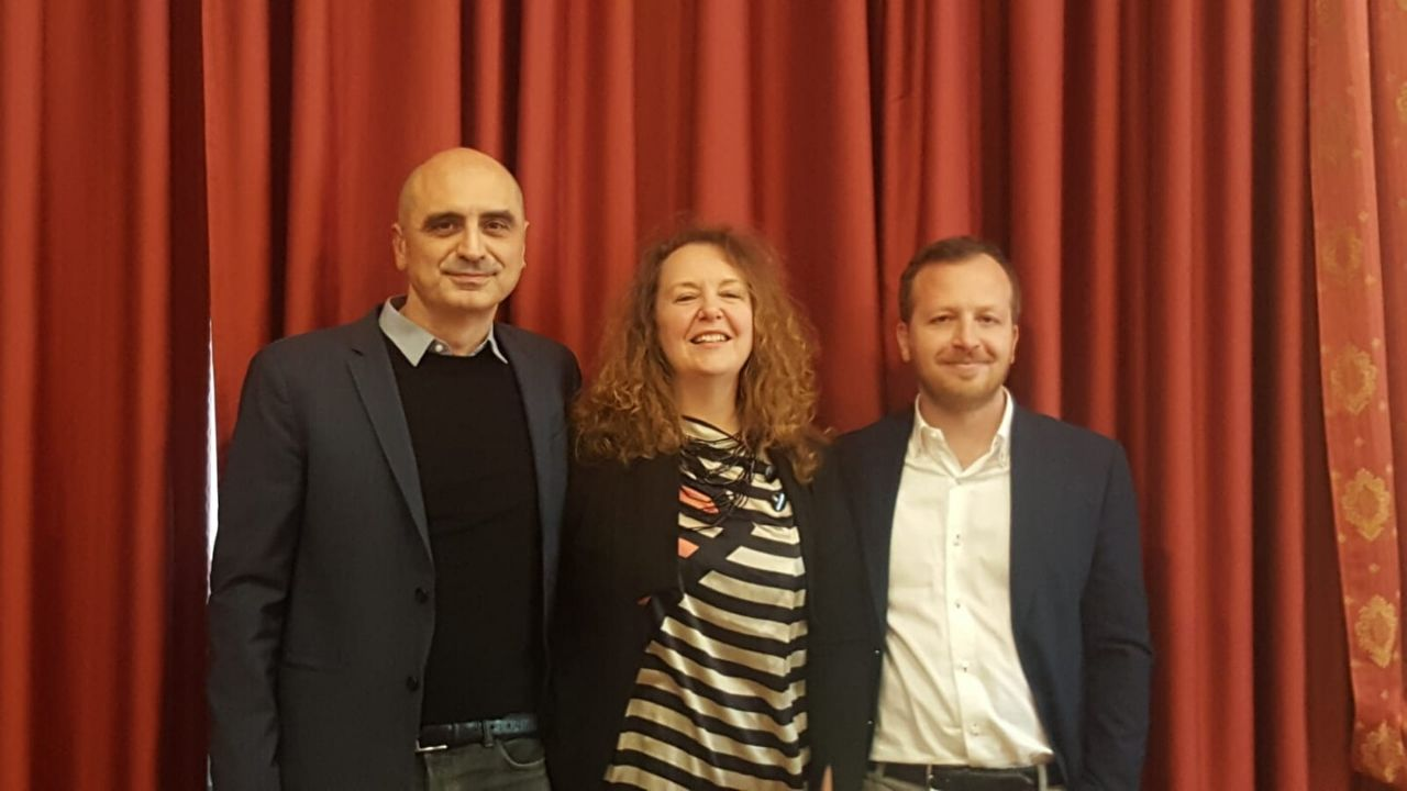 Italian Film Commissions: Cristina Priarone nuovo Presidente