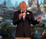 Cambio ai vertici Disney