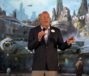 New Disney CEO