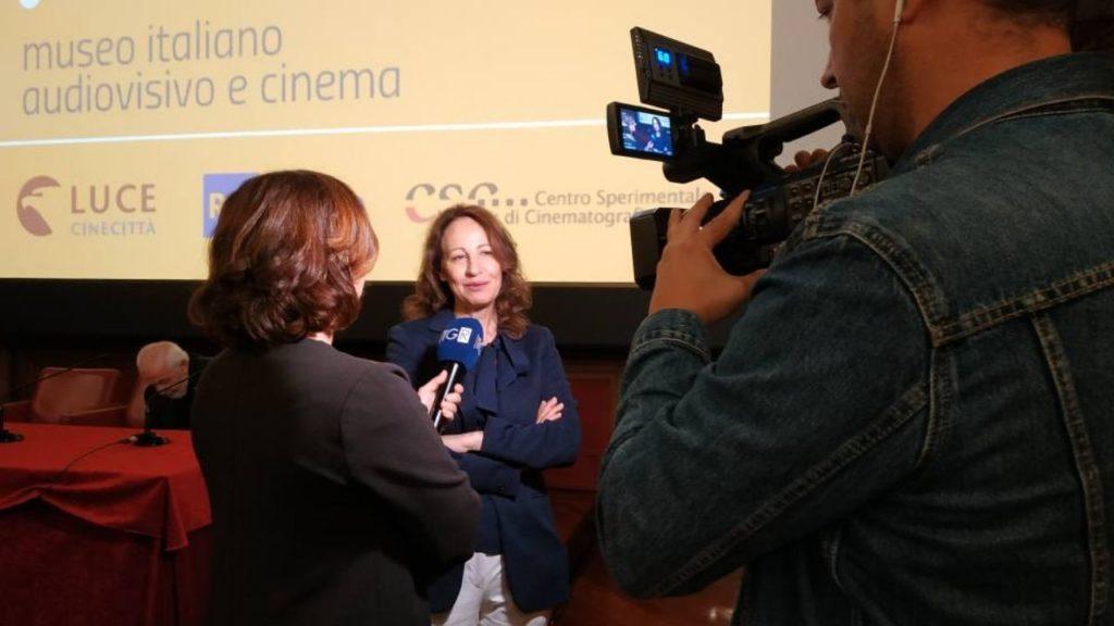Istituto Luce - Cinecittà