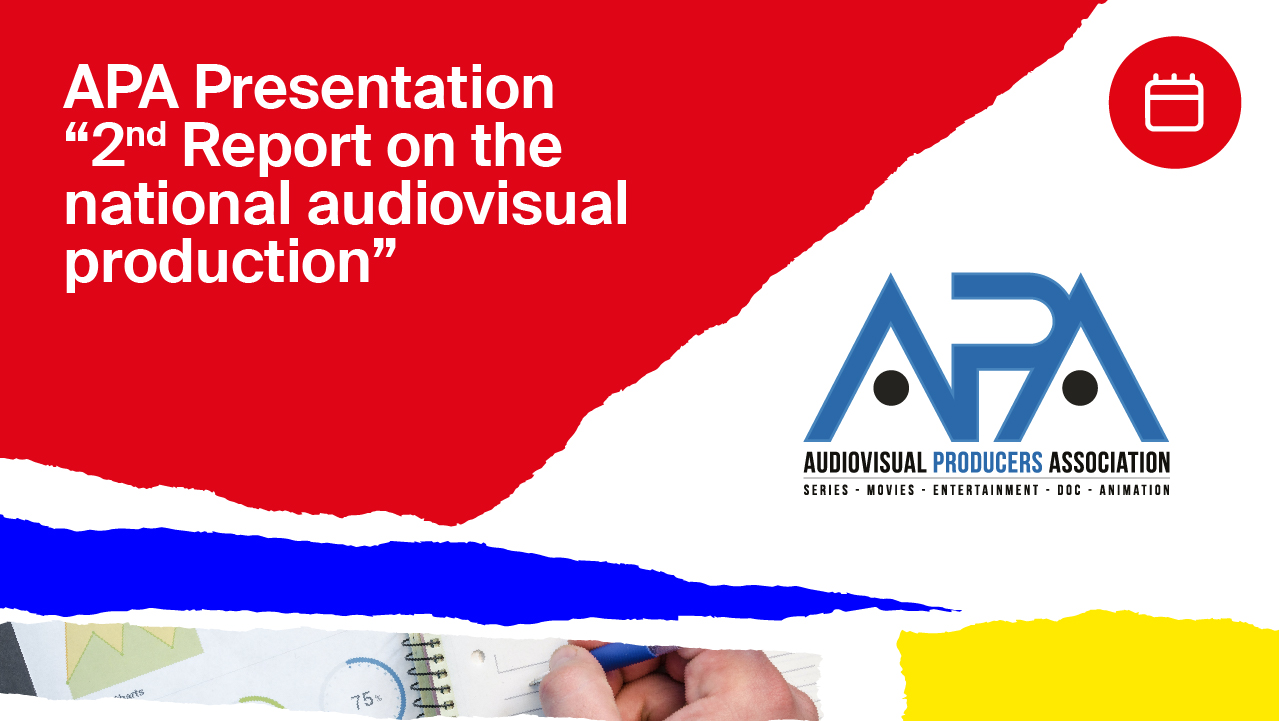 "APA Presentation ""2nd Report on the national audiovisual production"""