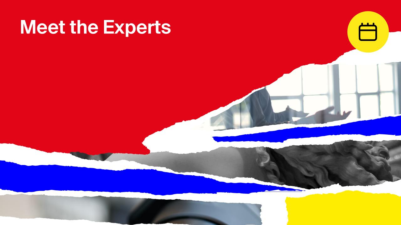Meet the Experts: Iole Giannattasio  Session #2