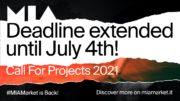 Call for Projects' deadline extended to July 4th!