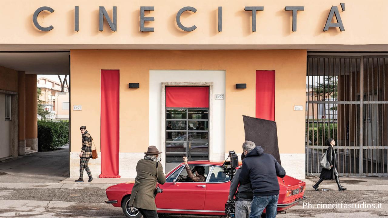 Cinecittà On the Rise: investimenti in sostenibilità e strategie digitali