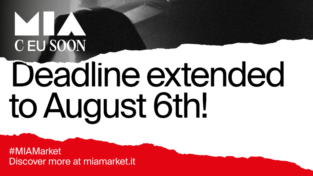 C EU SOON: DEADLINE EXTENDED TO AUGUST 6TH!