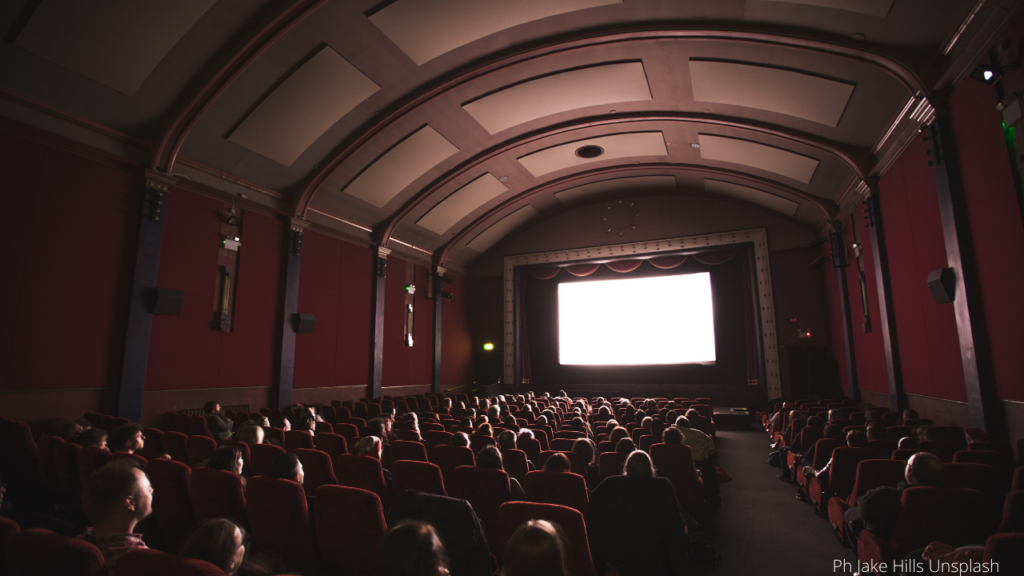 Cinema and publishing together for the restart