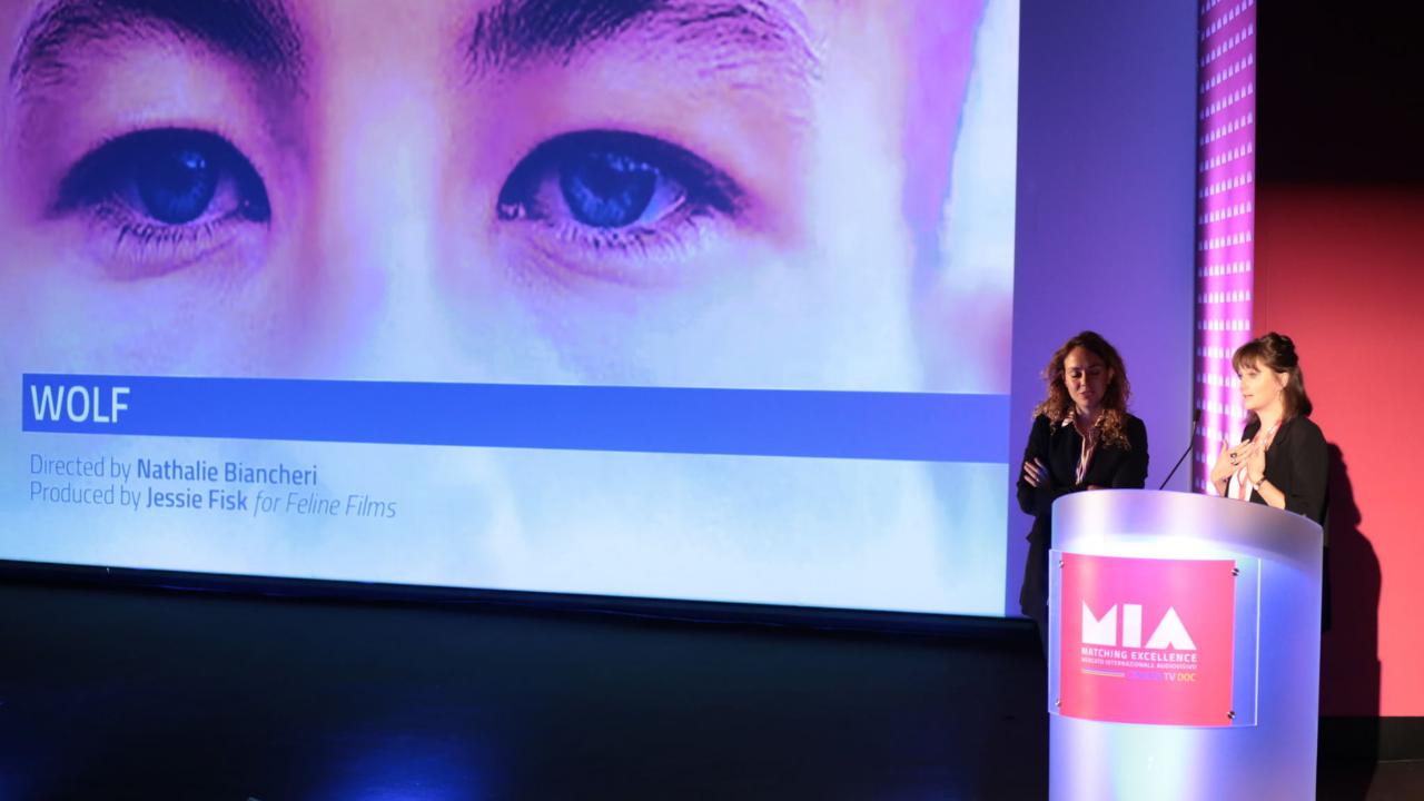I successi del MIA volano oltreoceano: Wolf al Toronto Film Festival