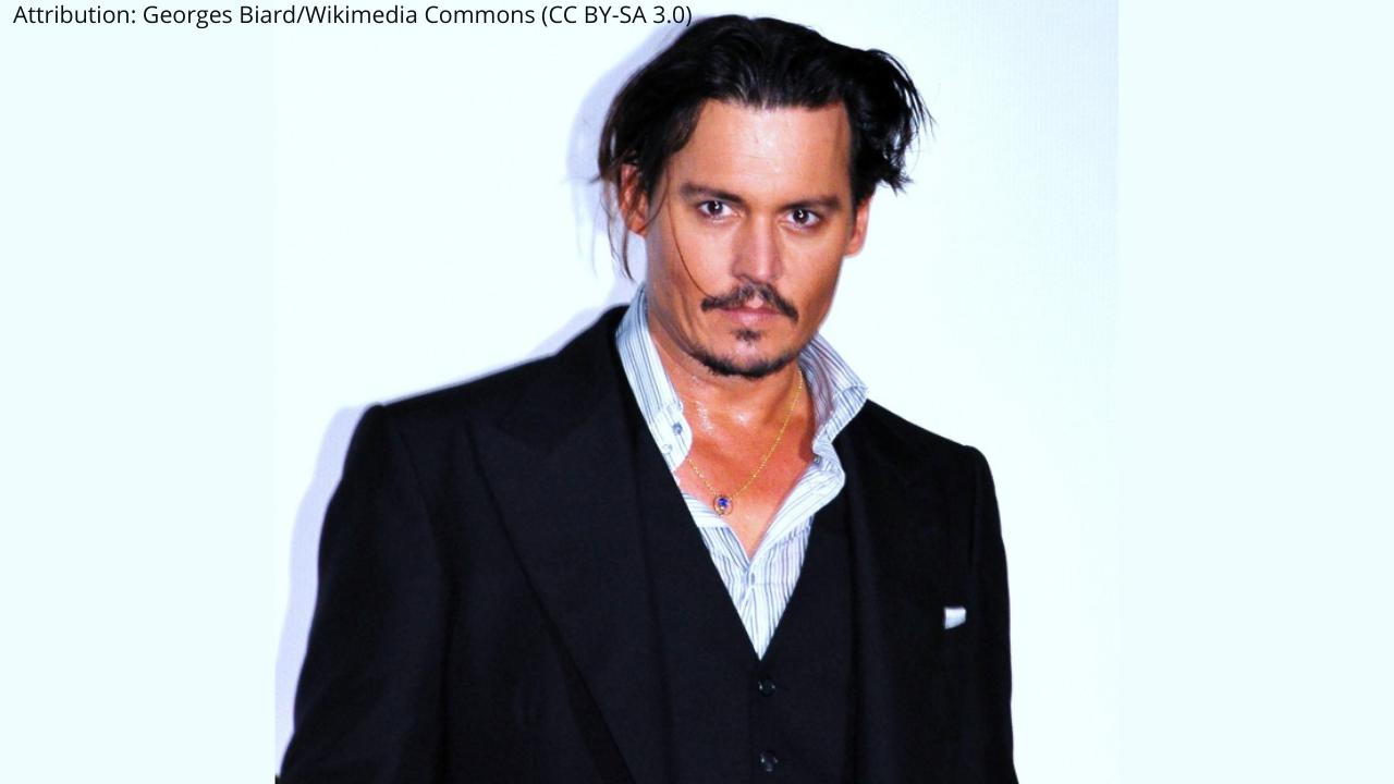 Johnny Depp ospite speciale ad Alice nella Città